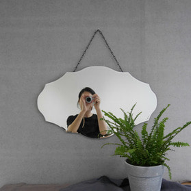 Chantilly Bevelled Mirror
